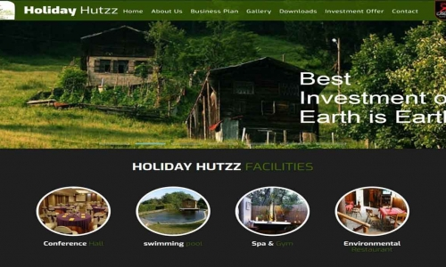 Holiday-Hutzz