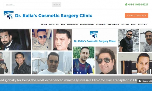 Best-Hair-Transplantation-Center-in-Chandigarh-Dr-Kalia