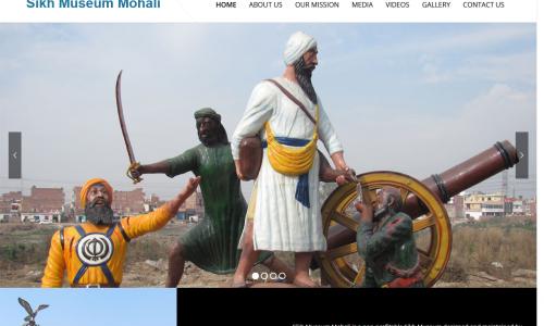 Screenshot-2018-1-3 Sikh Museum Mohali – Sikh Museum Mohali